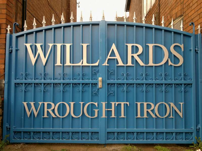 willards wrought iron